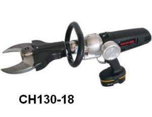 cisaille hydraulique sur batterie