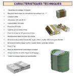 caractéristiques banderoleuse-liasseuse-de-table