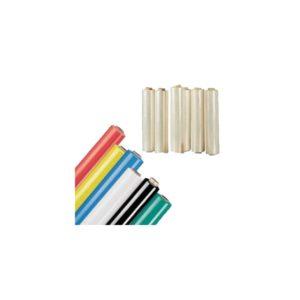 Film manuel étirable couleur standard du 15µ au 30µ
