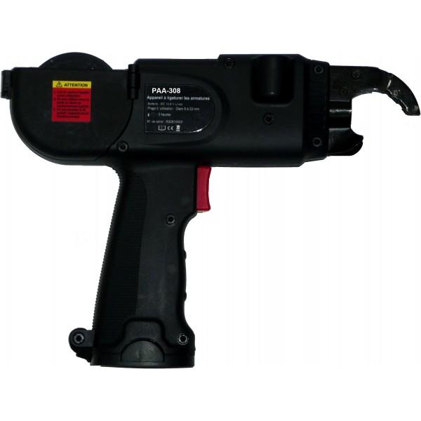 ligatureuse automatique laa 308 pour ligaturer de barres de 8 à 33 mm