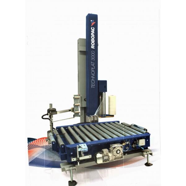 Ligne automatique, le cycle est lancé lorsque l'opérateur appuie sur le bouton de la télécommande