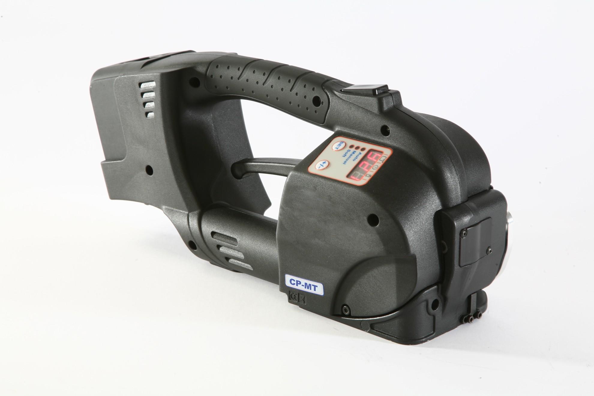cercleuse portatble automatique pour feuillard PP ou PET