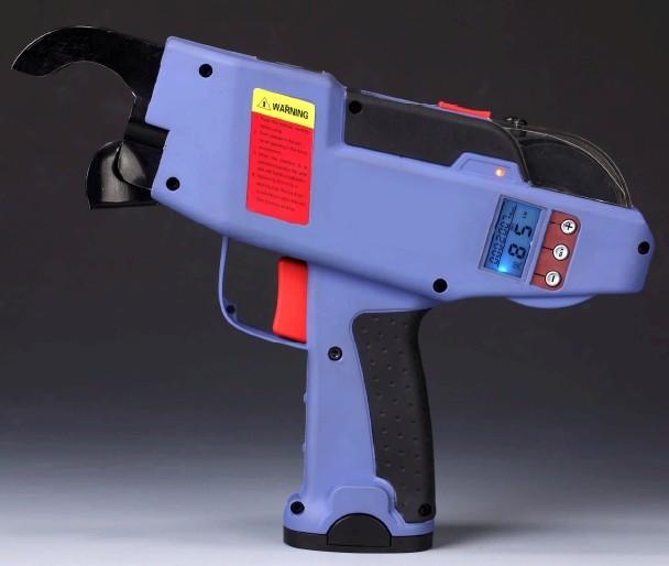 Pistolet de ligaturage automatique, léger et maniable